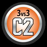 C2 3vs3
