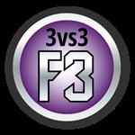 Mise en forme 3vs3 F3 3vs3