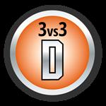 D 3vs3
