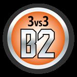 Mise en forme 3vs3 B2 3vs3