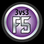 F5 3vs3