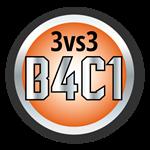 B4-C1 3vs3