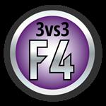 Mise en forme 3vs3 F4 3vs3