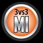 Mise en forme 3vs3 Mixte