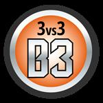 Mise en forme 3vs3 B3 3vs3